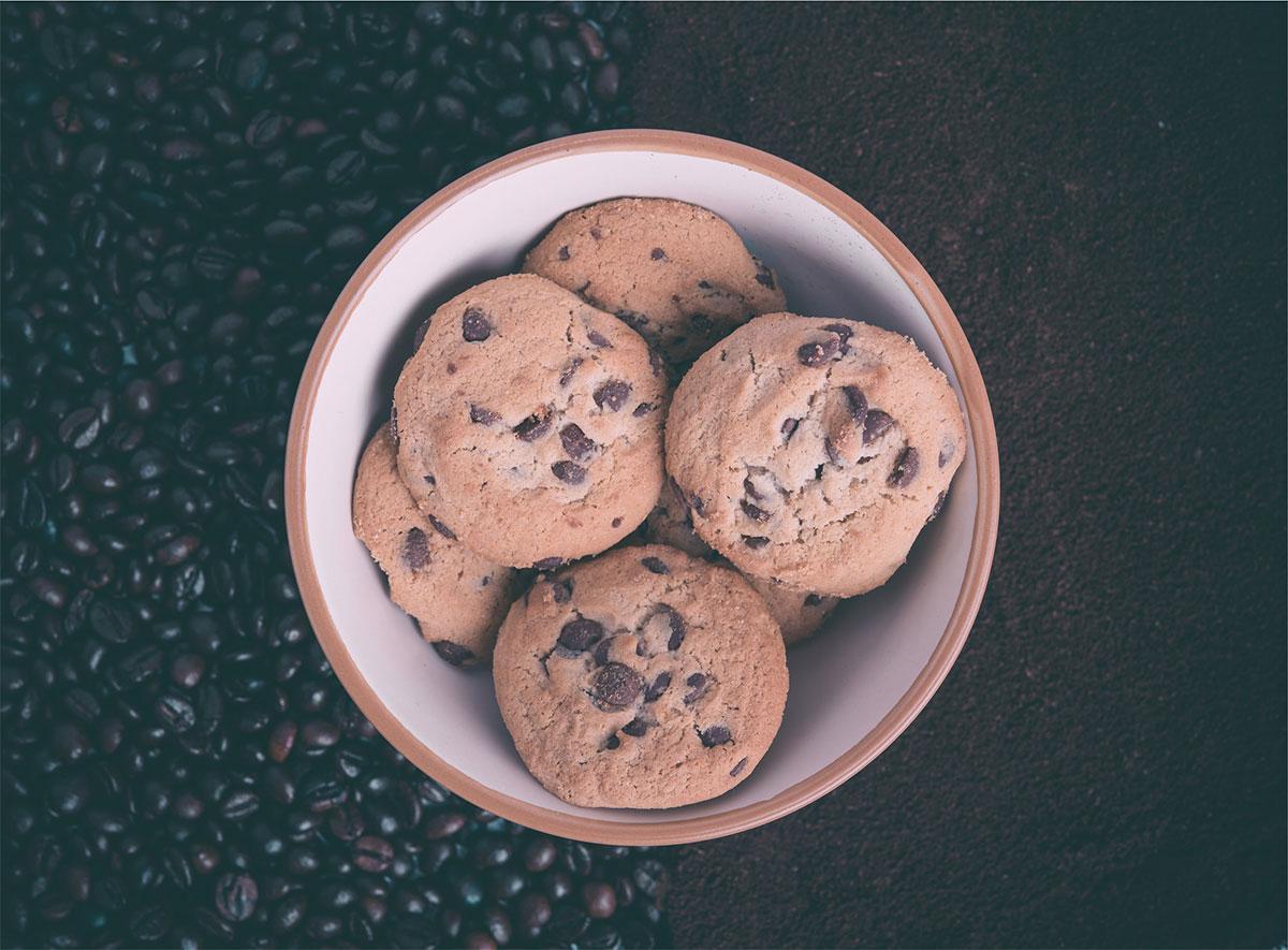 Coffe cookies