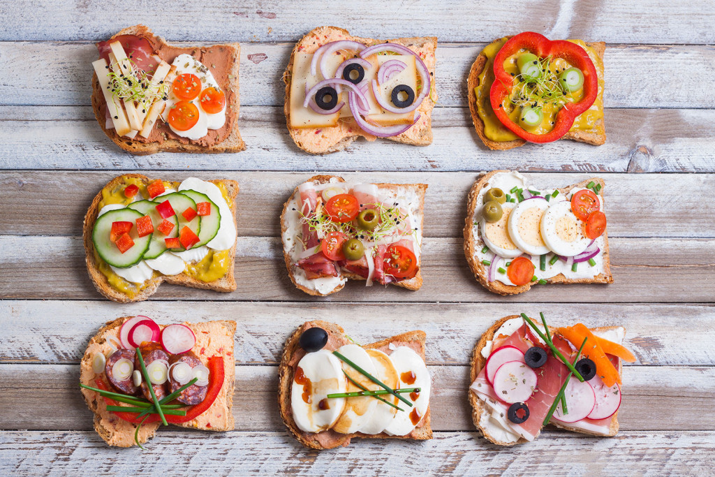 Sandwich fun